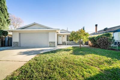 West Sacramento Single Family Home For Sale: 1101 Carrie