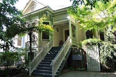 Sacramento County Multi Family Home For Sale: 1314 Q