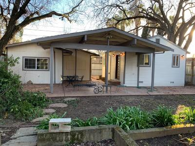 Single Family Home For Sale: 3708 T Street