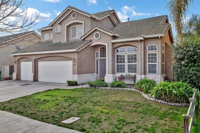 Turlock Single Family Home For Sale: 3064 White Oak Court