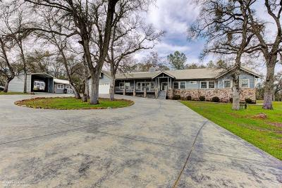 Grass Valley Single Family Home For Sale: 18636 Tanglewood Hollow Way