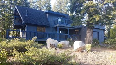 El Dorado County Single Family Home For Sale: 1796 Skyline Drive