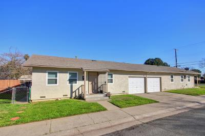 Sacramento Multi Family Home For Sale: 3865 Kroy Way