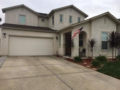 Stockton Single Family Home For Sale: 2124 Canby Oak Drive