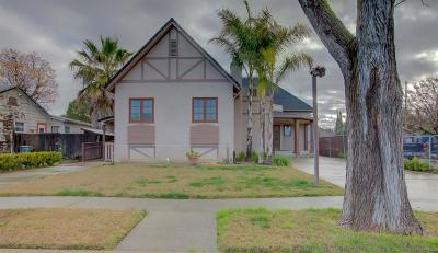 Newman Single Family Home For Sale: 1236 Q Street