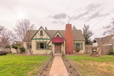 Modesto Single Family Home For Sale: 1015 College Avenue
