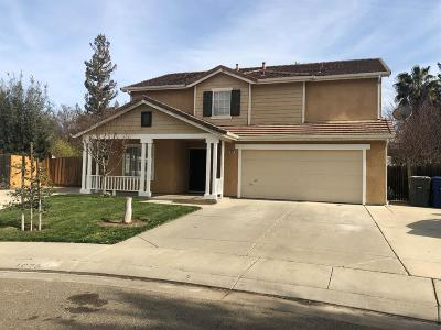 Patterson Single Family Home Contingent: 1026 Curlew Court