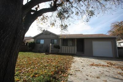 Sacramento Single Family Home For Sale: 2629 Norcross Drive
