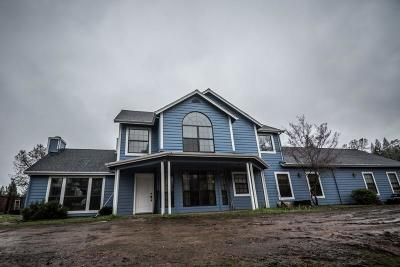 Auburn Lake Trails Single Family Home For Sale: 3552 Sweetwater Trail