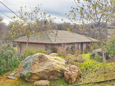 Valley Springs Single Family Home Contingent: 5469 Cox Drive