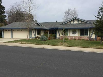 Roseville Single Family Home For Sale: 1863 Hidden View Lane