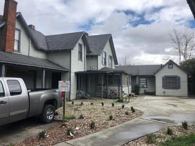 Yolo County Multi Family Home For Sale: 212 University Avenue