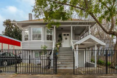 Sacramento Multi Family Home For Sale: 508 16th Street