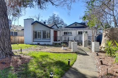 Sacramento Single Family Home For Sale: 4448 F Street