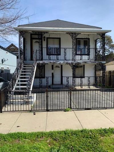 Marysville Multi Family Home For Sale: 1311 G Street