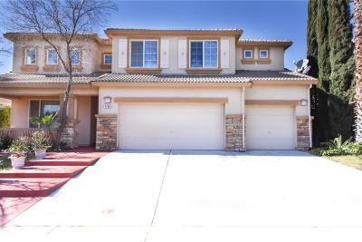 Roseville Single Family Home For Sale: 7780 Belle Rose Circle