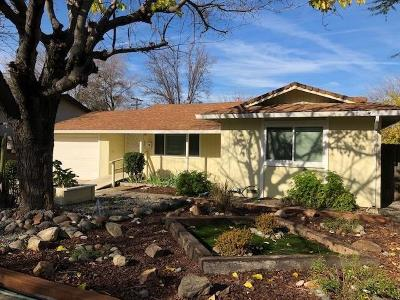 Citrus Heights Single Family Home For Sale: 8013 Glen Park Ave
