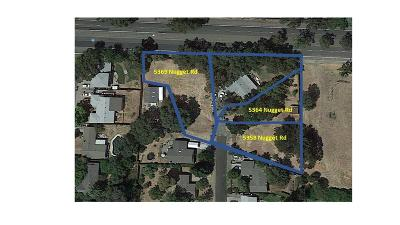 Fair Oaks Residential Lots & Land For Sale: 5364 Nugget Road
