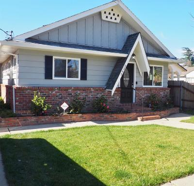 Sacramento Single Family Home For Sale: 3632 52 Street
