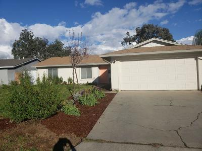 Atwater Single Family Home For Sale: 3400 Virginia Street