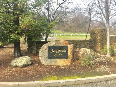 Auburn Residential Lots & Land For Sale: Sierra Estates Drive