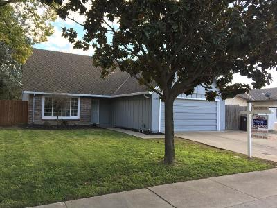 Stockton Single Family Home For Sale: 4155 Round Valley Circle