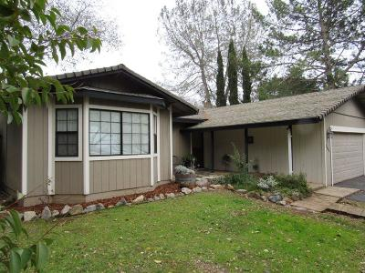 Rescue Single Family Home For Sale: 2581 Starbuck Road
