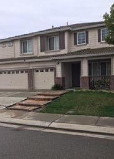 Stockton Single Family Home For Sale: 8926 Bergamo Circle