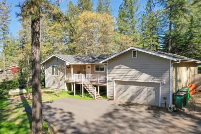 Grass Valley Single Family Home For Sale: 11456 Alta Sierra Drive