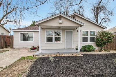 Modesto Single Family Home For Sale: 1653 Morgan Road