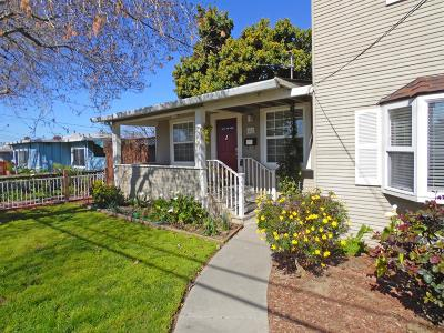 Hayward Single Family Home For Sale: 492 Willow Avenue