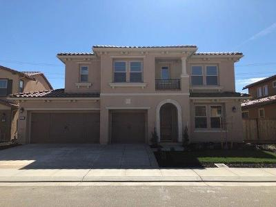 Single Family Home For Sale: 3600 Rapallo Way