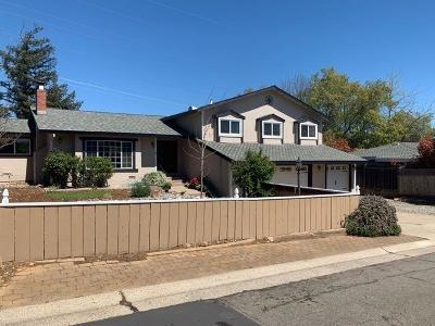 El Dorado Hills Single Family Home For Sale: 2991 Richardson Circle