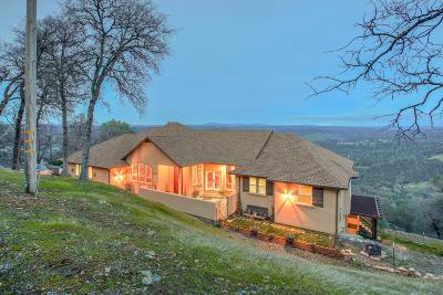 Placerville Single Family Home For Sale: 5000 Glory View Drive