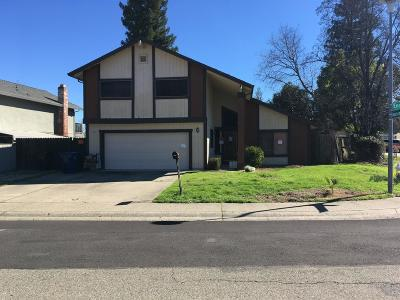 Citrus Heights Single Family Home For Sale: 7026 Enright