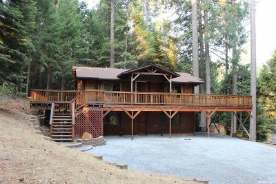 El Dorado County Single Family Home For Sale: 5831 Quick Silver Road