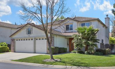 Stockton Single Family Home For Sale: 6472 Brook Hollow Circle
