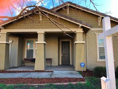 Esparto Single Family Home Sold: 25775 Grafton Street