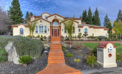 Granite Bay Single Family Home For Sale: 9000 Los Lagos S Circle
