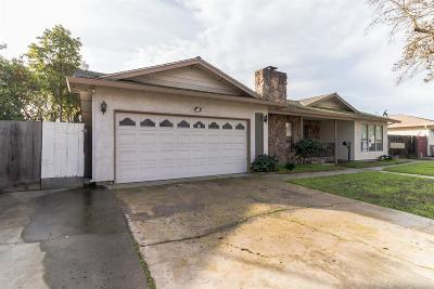 Modesto Single Family Home For Sale: 1912 Kruger Drive