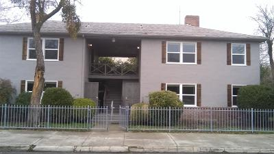 Stockton Multi Family Home For Sale: 700 North Edison Street