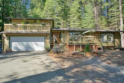 El Dorado County Single Family Home For Sale: 7634 Forest Glen