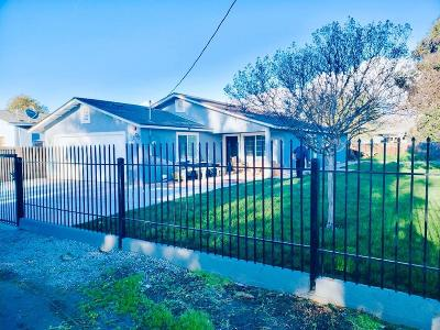 Stockton Single Family Home For Sale: 740 South Los Angeles Street