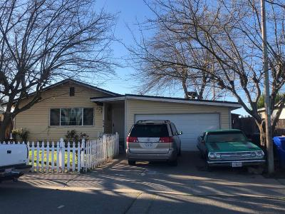 Galt Single Family Home For Sale: 934 Glendale Avenue