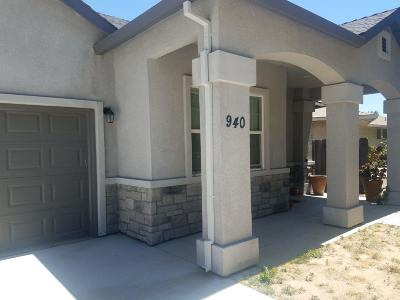 Gustine Single Family Home For Sale: 940 Sycamaore Avenue