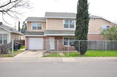 Sacramento County Multi Family Home For Sale: 3900 23rd Avenue