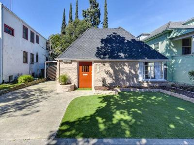 Sacramento Single Family Home For Sale: 2210 10th Street