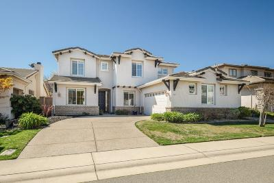 Roseville Single Family Home For Sale: 1472 Rose Glen Drive