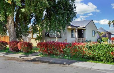 Stockton Single Family Home For Sale: 1031 East Stadium Drive