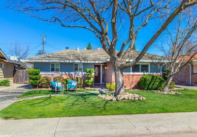 Sacramento Single Family Home For Sale: 5333 Spilman Avenue